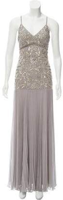 Sue Wong Embellished Evening Dress w/ Tags