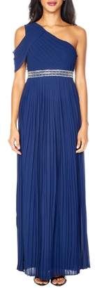 TFNC Jovie Pleated Gown