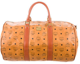 MCMMCM Visetos Duffle Bag