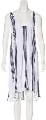 Letarte Striped Midi Dress w/ Tags