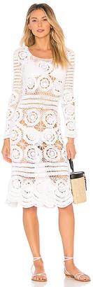 Majorelle Lincoln Dress