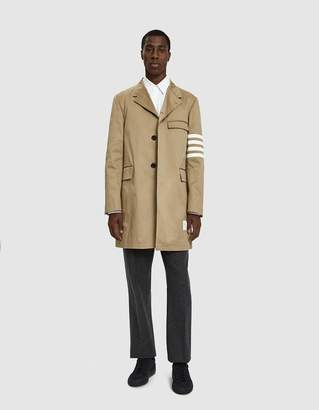 Thom Browne Chesterfield Overcoat