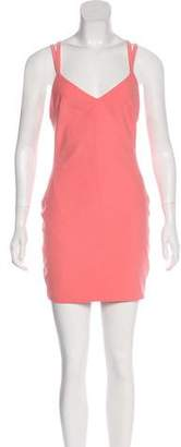 Elizabeth and James Sheath Mini Dress