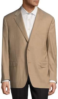 Canali Classic Wool Jacket