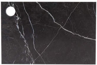 Black Henkle Nero Marquina Marble Cheese Board