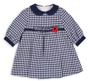 Florence Eiseman Baby Girl's Check Twill Dress