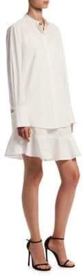 Derek Lam 10 Crosby Three-Way Shirtdress
