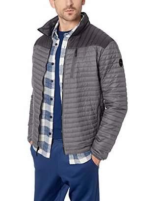 Hawke & Co Men's Solid Ultra-Light Mini Panel Jacket