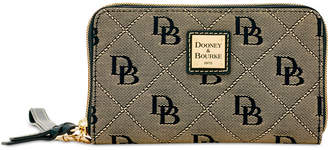 Dooney & Bourke Zip-Around Phone Wristlet, Created for Macy's