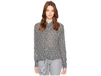 Amuse Society Under My Spell Woven Top Women's Clothing