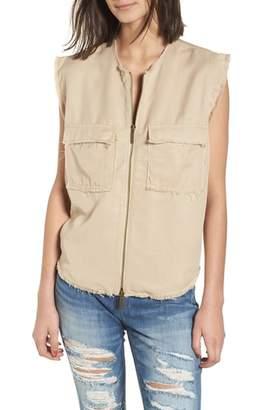 True Religion Brand Jeans Cargo Vest