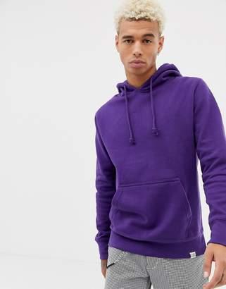 Pull&Bear hoodie in purple