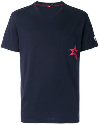 Perfect Moment star pocket T-shirt