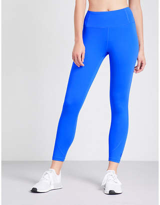 Monreal London Core 7/8 stretch-jersey leggings