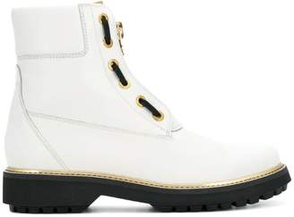 Geox zipped ankle boots