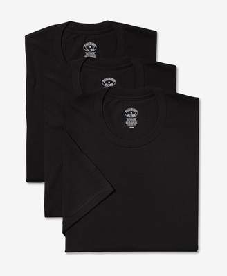 Brooks Brothers (ブルックス ブラザーズ) - スーピマコットン 3パック クルーネック Tシャツ Traditional Fit