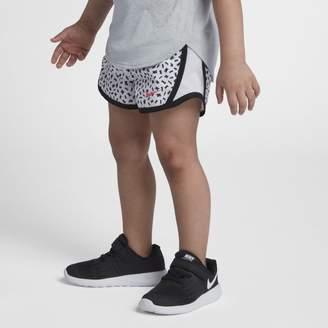 Nike Dri-FIT Tempo Baby& Toddler Girls'Printed Shorts