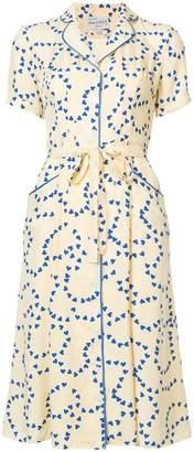 Harley Viera Newton Maria heart dress