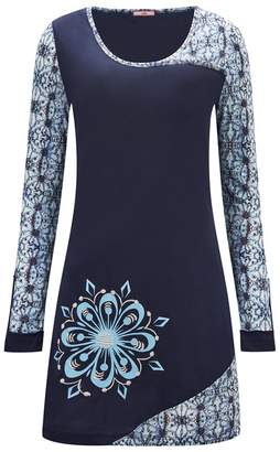 Joe Browns Navy Mysterious Tunic