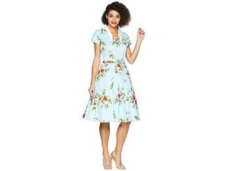 Unique Vintage Campbell Swing Dress