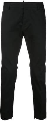 DSQUARED2 zipped-cuff trousers