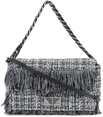 Sonia Rykiel tweed shoulder bag