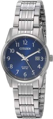 Citizen Women's EU6000-57L Analog Display Japanese Quartz Watch