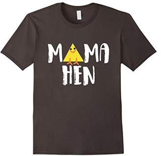 Mama Hen Cute Mothers Chicken T-Shirts