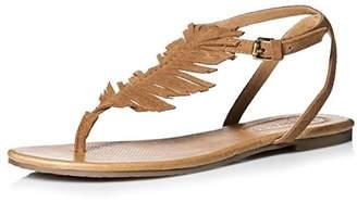 Corso Como Women's Cayman Feather Sandal