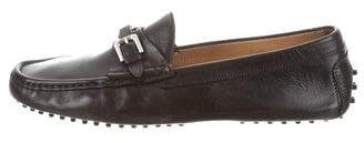 Ralph Lauren Leather Driving Loafers
