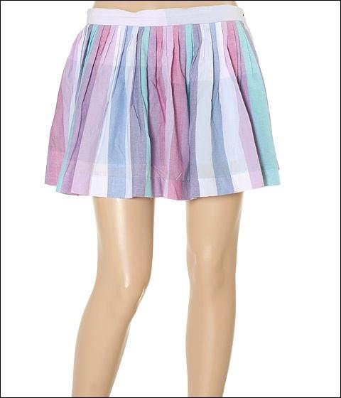 Roxy - Soiree Skirt (Silverlake Blue)
