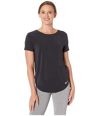 Nike Top Short Sleeve Twist