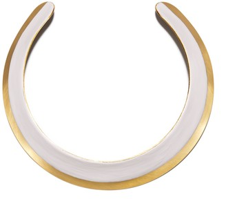 Tory Burch PAINTED STATEMENT COLLAR