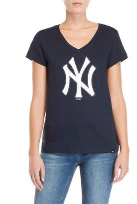 '47 Navy NY Yankees Tee