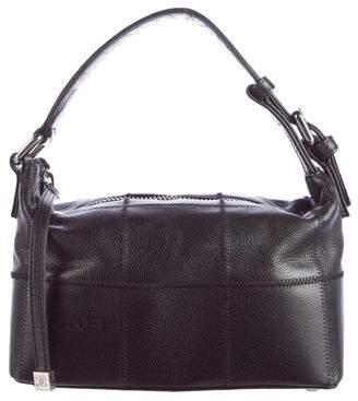 Chanel Square Quilt Handle Bag