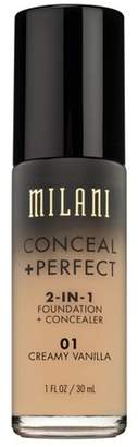 Milani 2-in-1 Foundation + Concealer $6.99 thestylecure.com