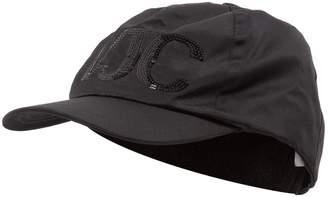 Versace Black Polyester Hats