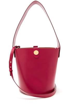 Sophie Hulme Swing leather cross-body bag