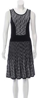 Milly Knit A-Line Dress