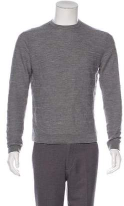 Saks Fifth Avenue Wool Crew Neck Sweater