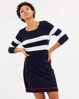 Vero Moda VM Lacole Boatneck Dress