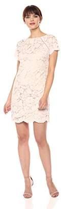 Vince Camuto Women's Lace Shift Dress
