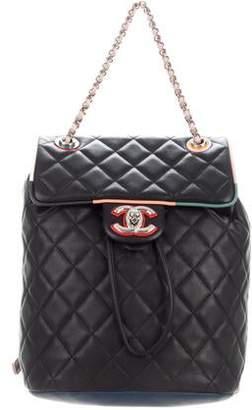 Chanel Cuba Urban Spirit Backpack
