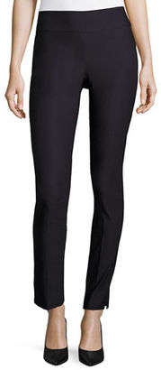 NIC+ZOE Slim Wonderstretch Pants $128 thestylecure.com