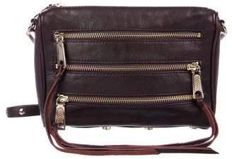 Rebecca Minkoff 3 Zip Rocker Crossbody Bag