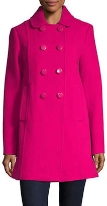 Kate Spade Double-Breasted Wool Coat