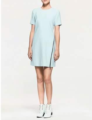 Calvin Klein platinum modern short sleeve dress