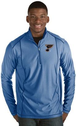 Antigua Men's St. Louis Blues Tempo Pullover