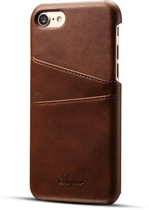 V.Empire iPhone 7 | iPhone 8 Wallet Phone Case | Ultra-Slim Leather Card Holder | Leather iPhone Case | Mobile Phone Case | Phone Cover
