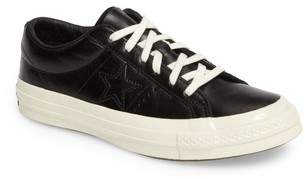 Converse Chuck Taylor(R) All Star(R) One Star Low-Top Sneaker